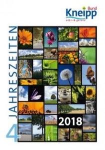 Kneipp Kalenderbuch 4-Jahreszeiten