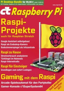c't special Raspi & Co.