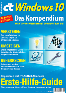 c't wissen Windows