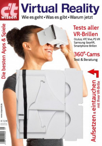 c't wissen Virtual Reality